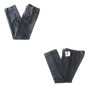 Straight dress pants (D12, Q5)
